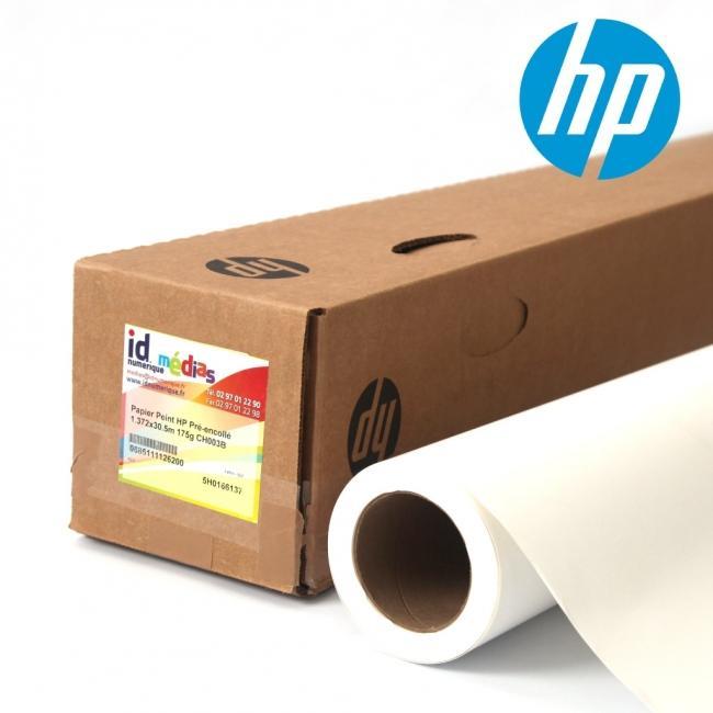 rouleau de papier peint imprimable sans pvc pr encoll hp ch003b. Black Bedroom Furniture Sets. Home Design Ideas