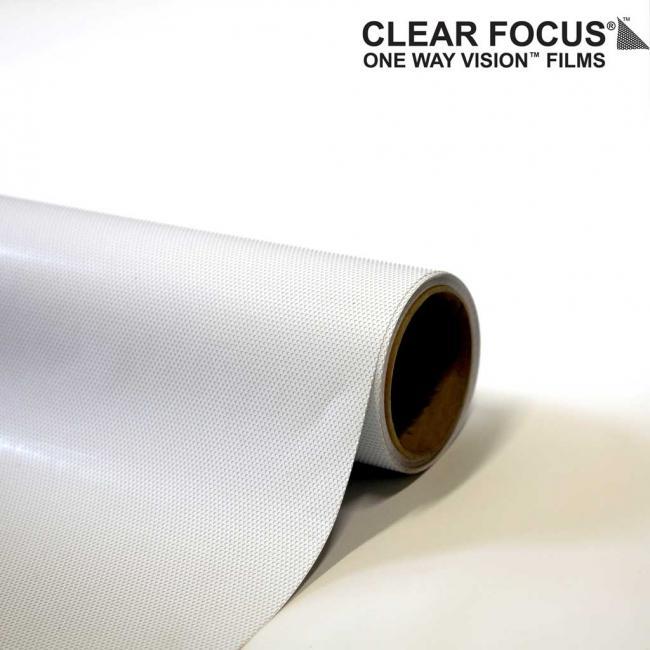 Adh sif micro perfor pour vitrines et surfaces vitr es for Papier autocollant exterieur